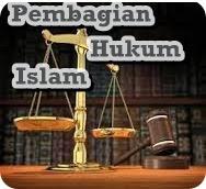 pembagian hukum islam