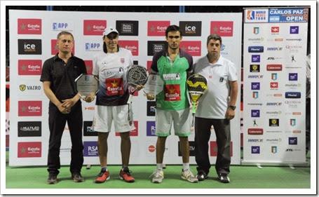 Lima-Mieres campeones en Villa Carlos Paz International Open (Argentina) WPT 2013.