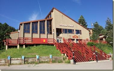 Sandia Ski Lodge