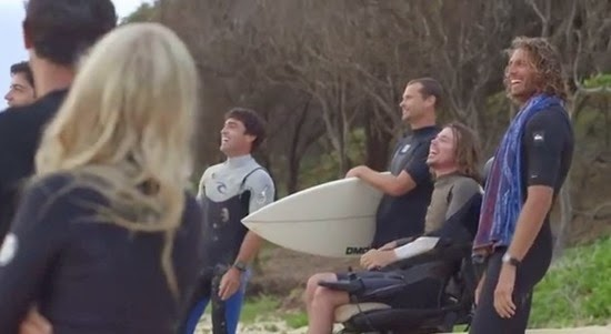 Barney Miller surfista 08