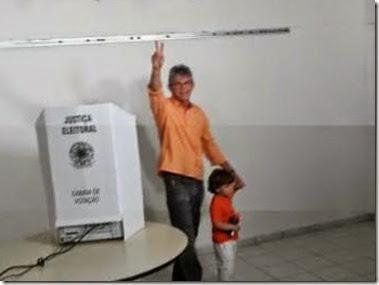 ricardo vota