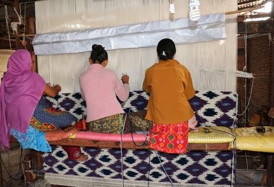 master- rug making
