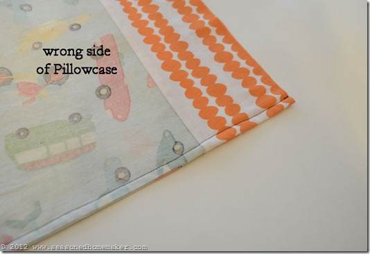 Pillowcase Tutorial 22