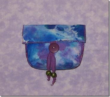 paper towel purse