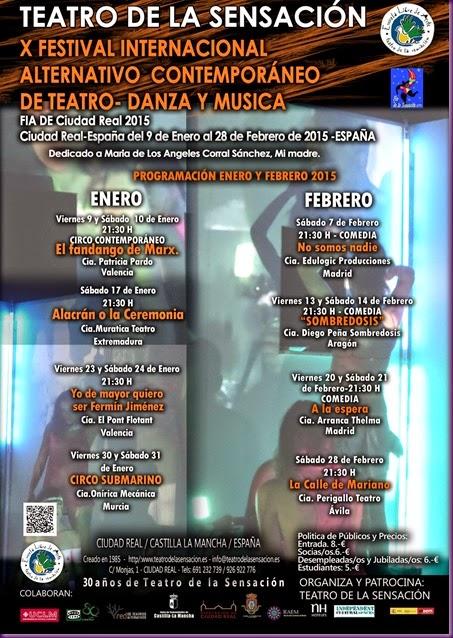 GENERICO FESTIVAL ALTERNATIVO 2015