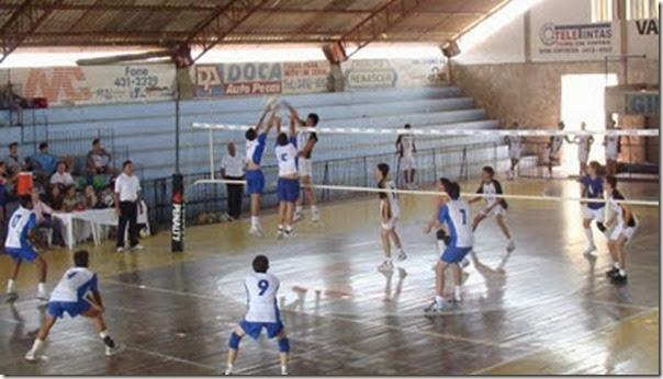 Foto Interiorano de Voleibol 2012