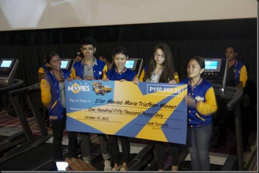 star movies triathlon winners