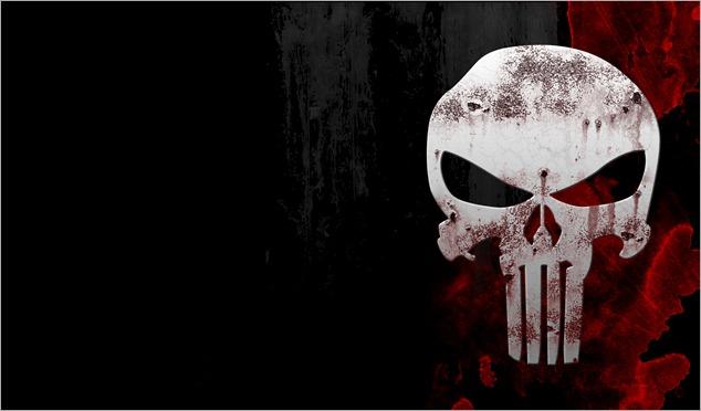 The Punisher Skull 1