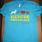 And how cute are these rescue supporting T's?