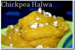 Channa Dal Halwa
