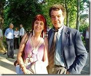 Rosa Montero y Pablo Lizcano