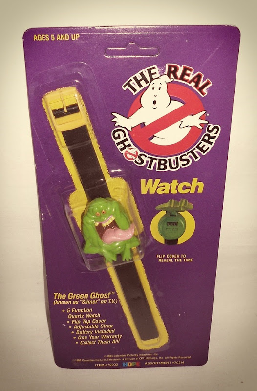 Ghostbusters Watch