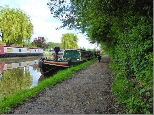 Middlewich to Anderton 074