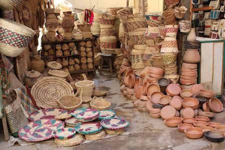 Prin bazar Cairo