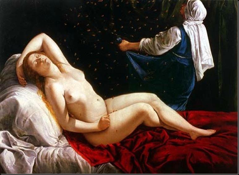 Artemisia Gentileschi - Tutt'Art@  (8)
