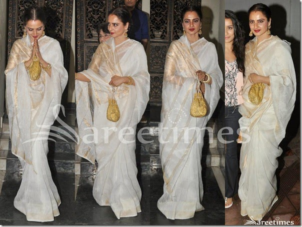Rekha_White_Silk_Saree(1)