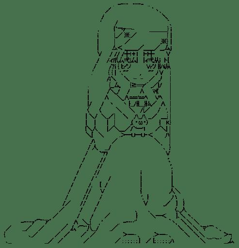 インデックスと猫(とある魔術の禁書目録)