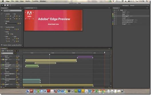 Adobe edge下載