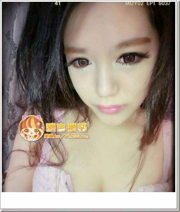 MiDoris[分享]心目中最愛的混血美瞳-水晶巨目咖2