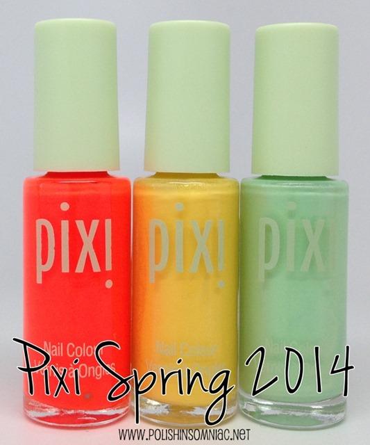 Pixi Spring 2014