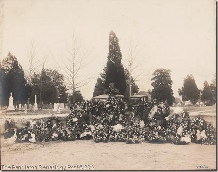 JT Roberts burial