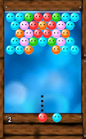 Screenshot of Bubbly Face