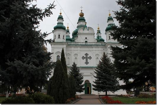Троїцький монастир, Чернігів