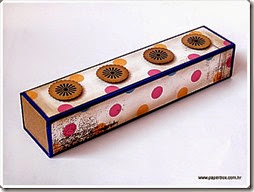 Ferrero Rocher Match Box (2)