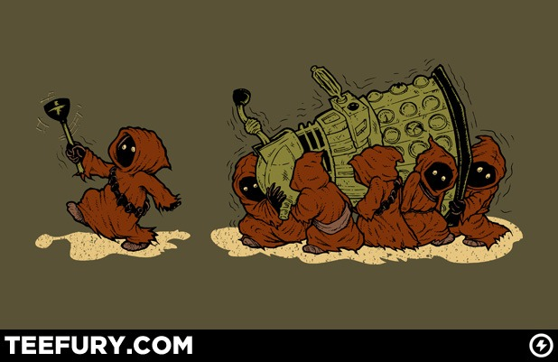 Bad Exterminator Unit Shirt via TeeFury