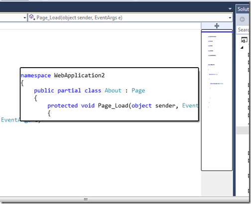EnhanceScroolBarVisualStudio20131