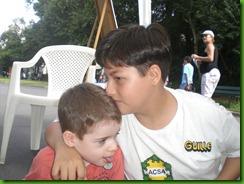 Guille e Enzo