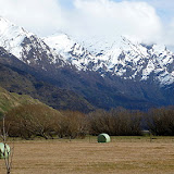 On the Road - Enroute to Queenstown, New Zealand