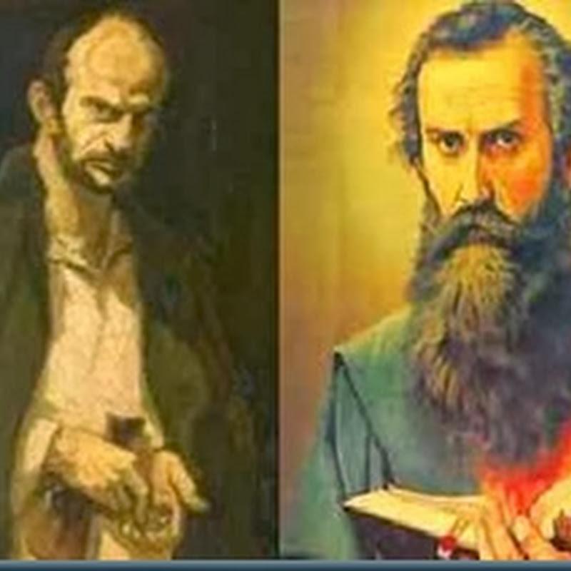 Judas e Paulo - Dois exemplos de Exús a serviço do Cristo