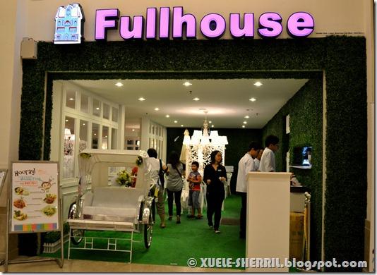 fullhouse penang times square