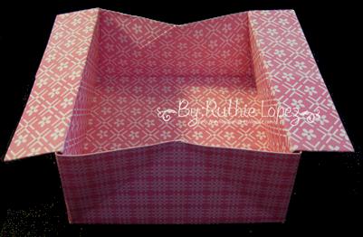 Butterfly - shadow box - box-card 3