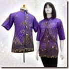 baju batik wanita trendy