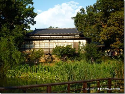 新竹公園-湖畔料亭