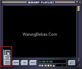 Winamp radio online 1