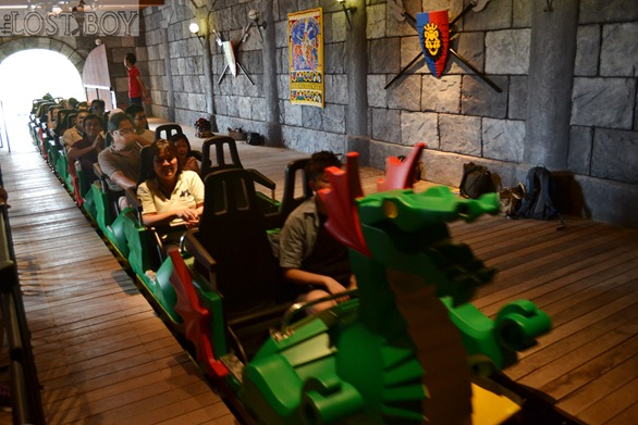 dragon legoland malaysia 4