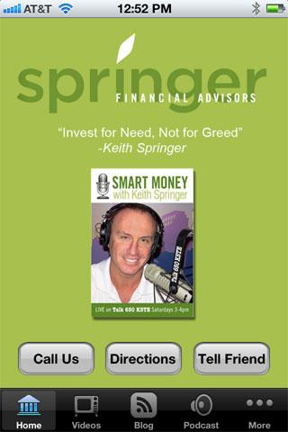 Keith Springer Financial Advis