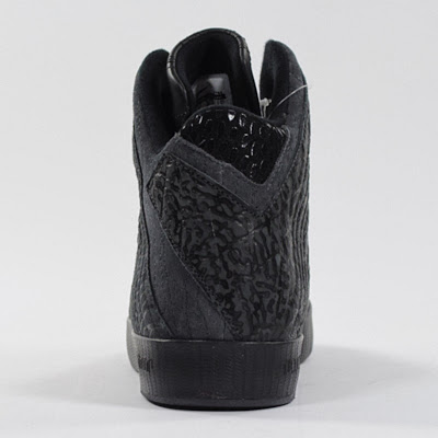 nike lebron 11 nsw sportswear lifestyle black 1 04 Upcoming Nike LeBron XI NSW Lifestyle in All Black