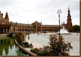 seville, plaza espana 2