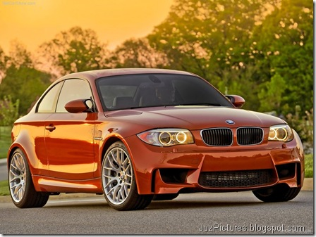 BMW 1-Series M Coupe US Version2