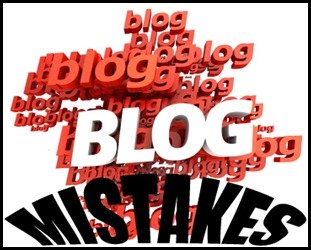 10 Mistakes that most New Bloggers will do