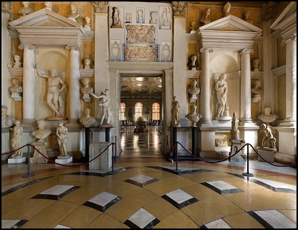 Bibliothèque Sansovino, Venise , Italie-8