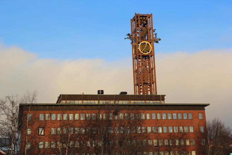 kiruna-stadshus