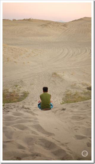 paoay sand dunes sandboarding