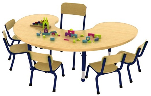 teaching table