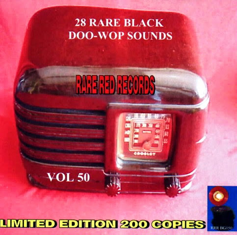 Rare Black Doo-Wop Sounds Vol. 50 - 29 - Front