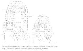 [AA]Hishikawa Rikka & Aida Mana Amazed look (PreCure Dokidoki!)